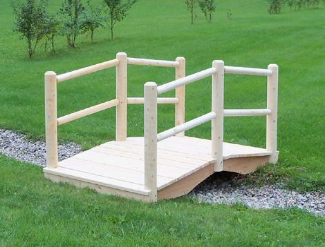 ATPONDS Outdoor Log Furniture