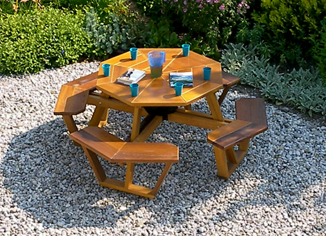 Wholesale Folding Picnic Table/Bench Combo
